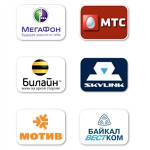 Операторы сотовой связи Кокаревки