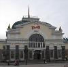 Железнодорожные вокзалы в Кокаревке